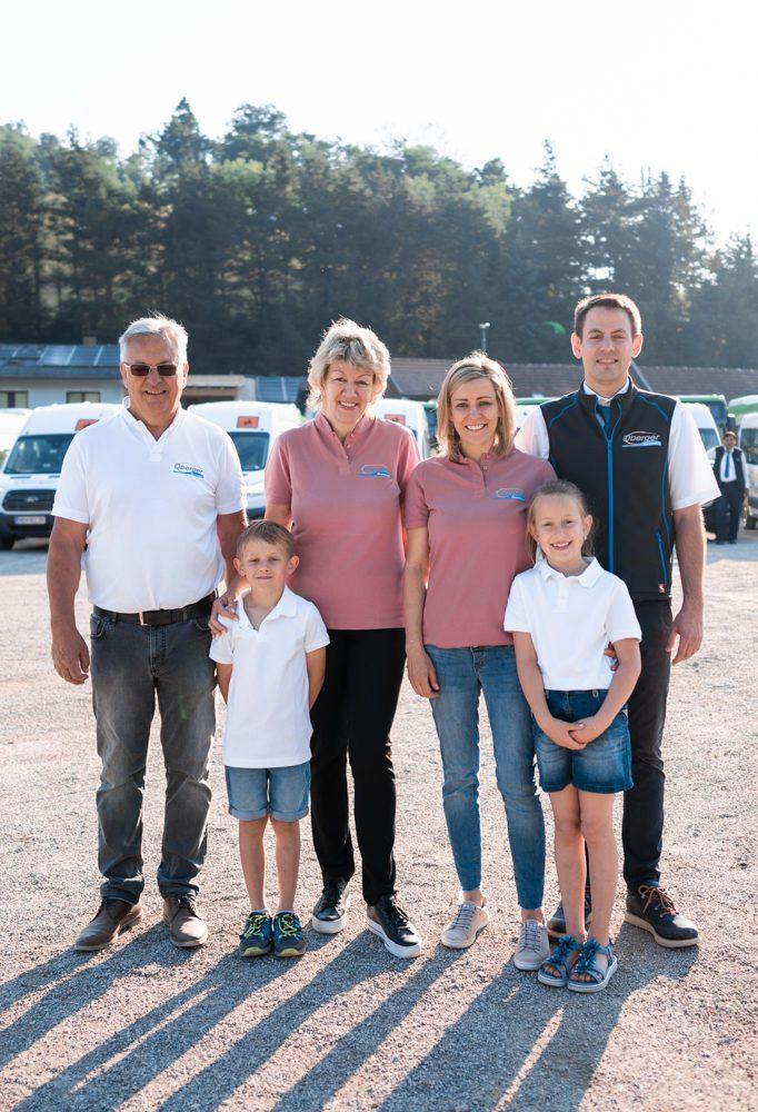 Familie Oberger